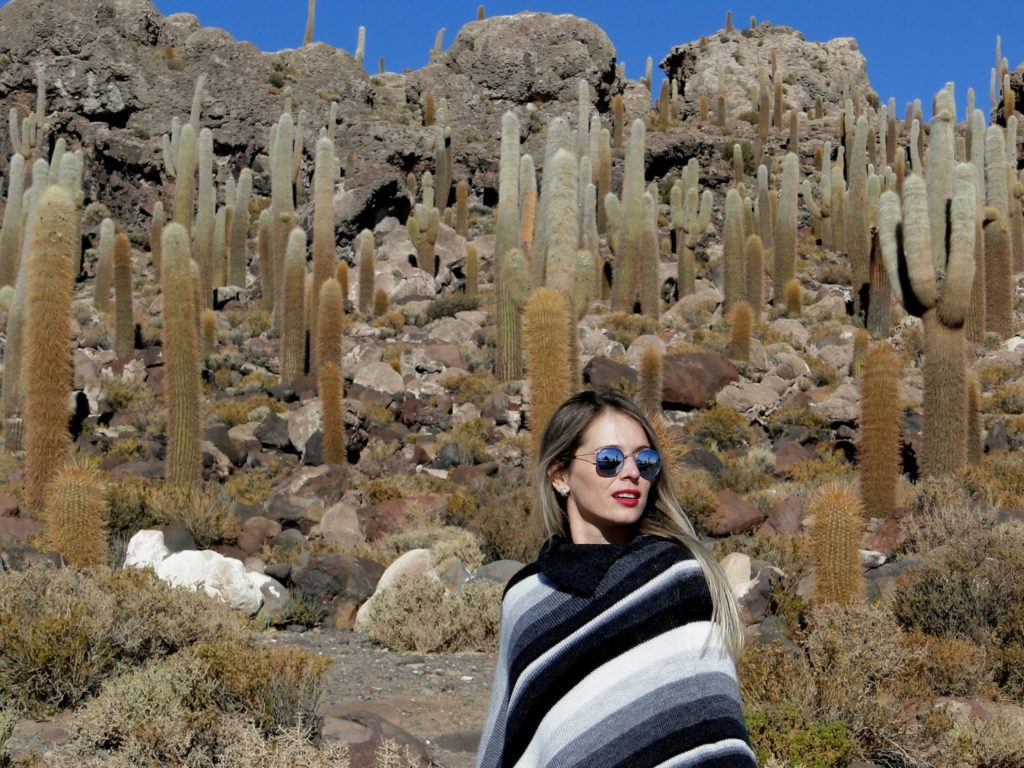 ilha dos cactos na bolivia