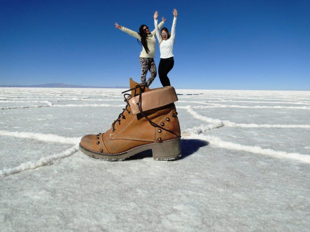 deserto de sal