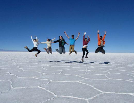 deserto de sal bolivia