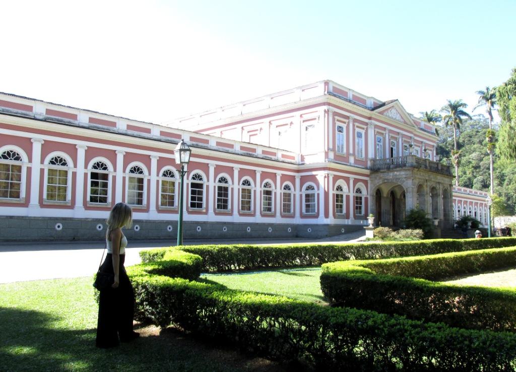 pontos turísticos petrópolis - museu imperial