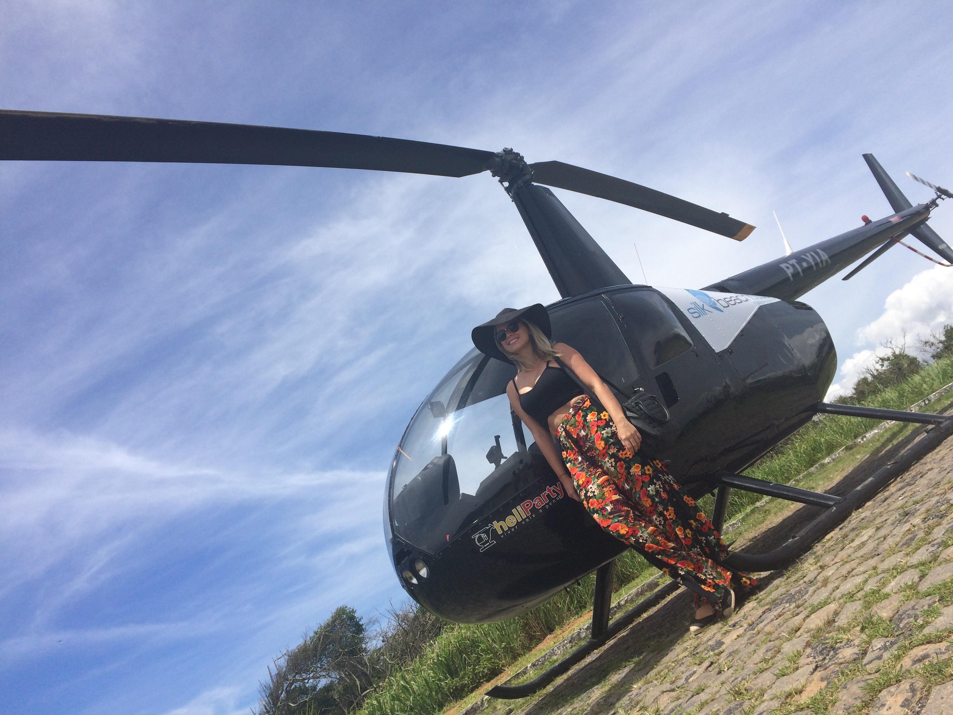 voo helicóptero buzios