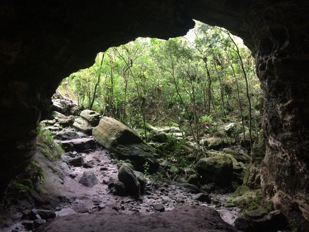 gruta dos fugitivos