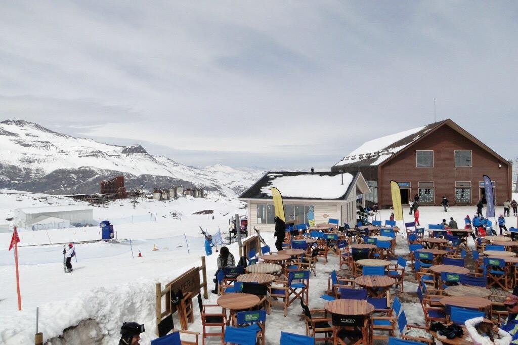 ski vale nevado