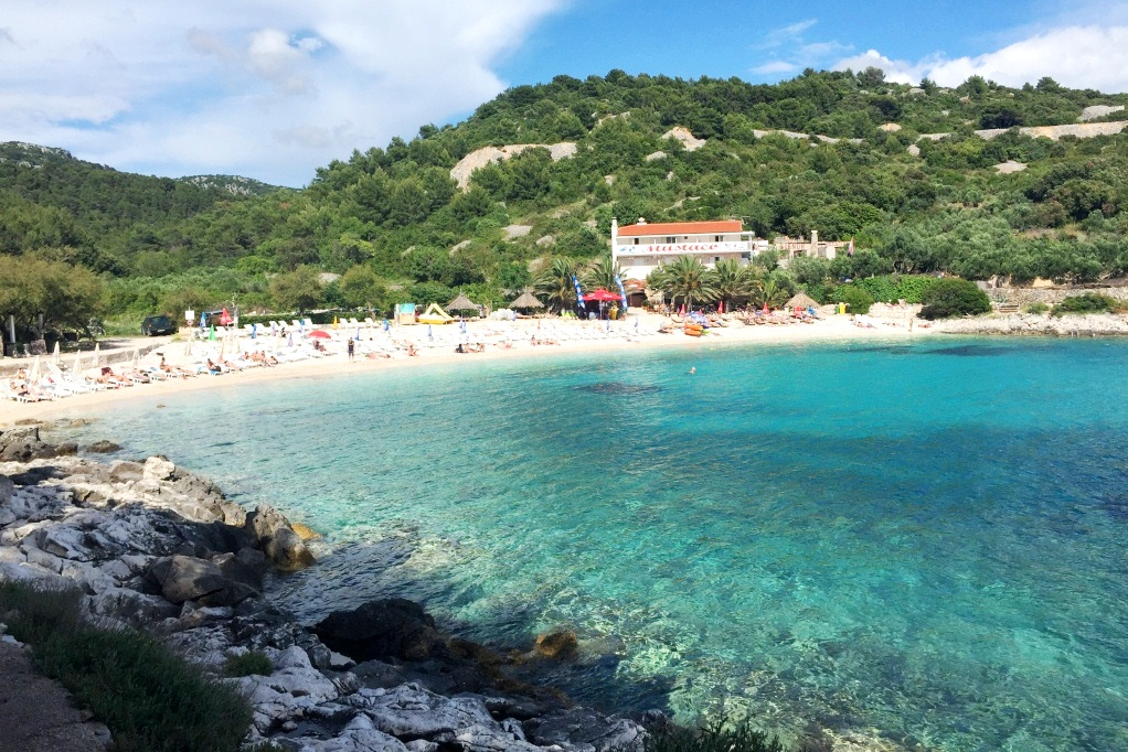 melhores praias de Hvar