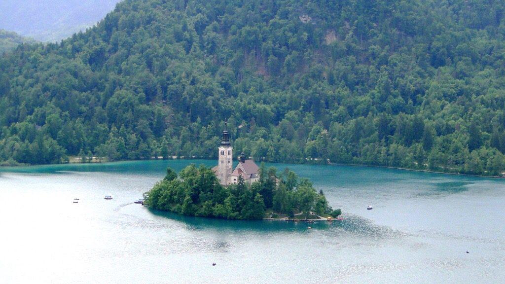 lago bled Slovenia