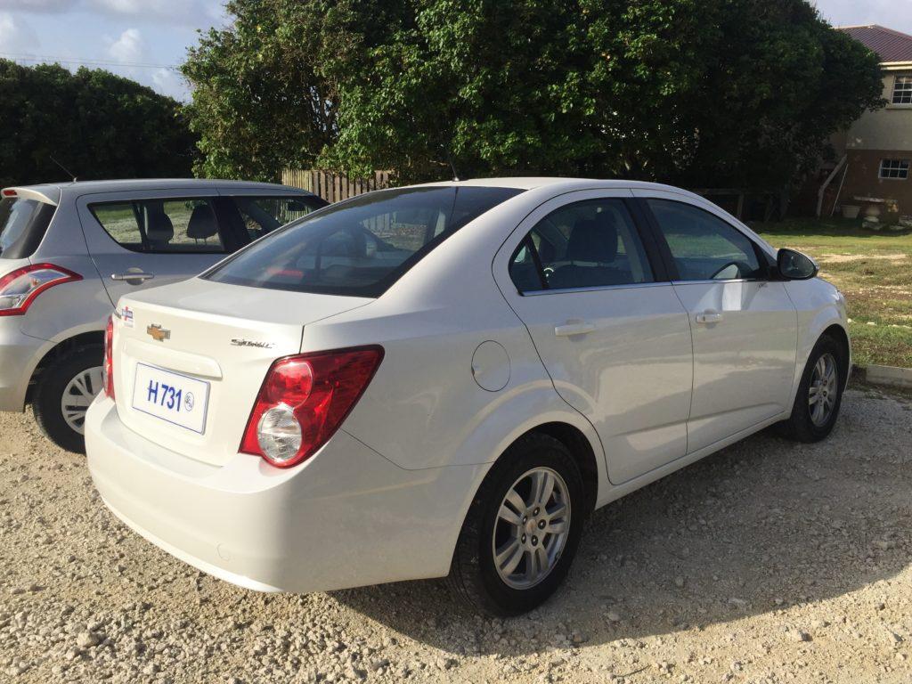 alugar carro em Barbados