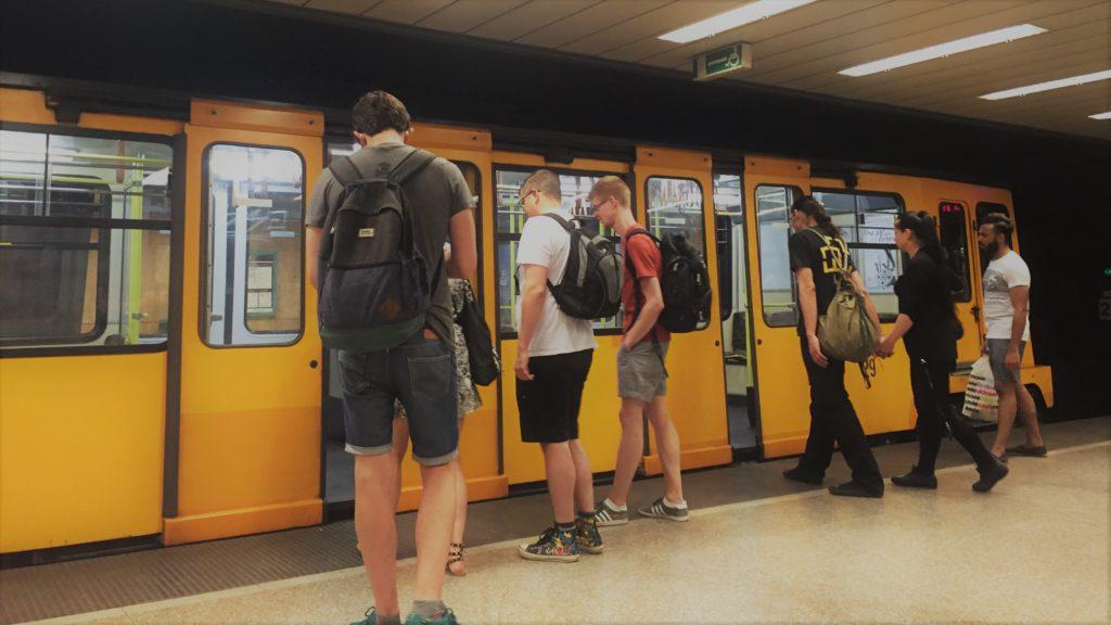 metro-budapeste