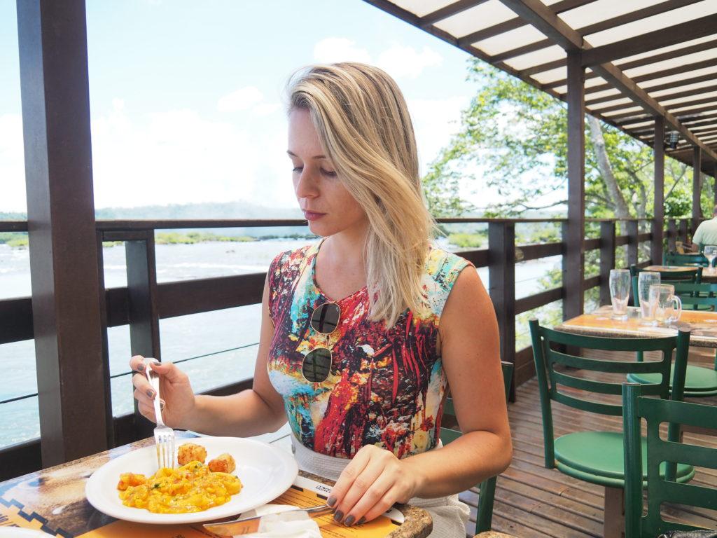 restaurante cataratas