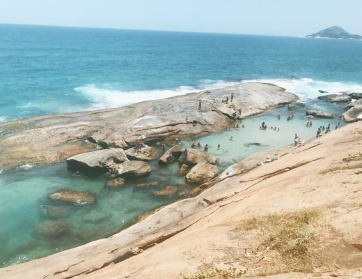praia do secreto