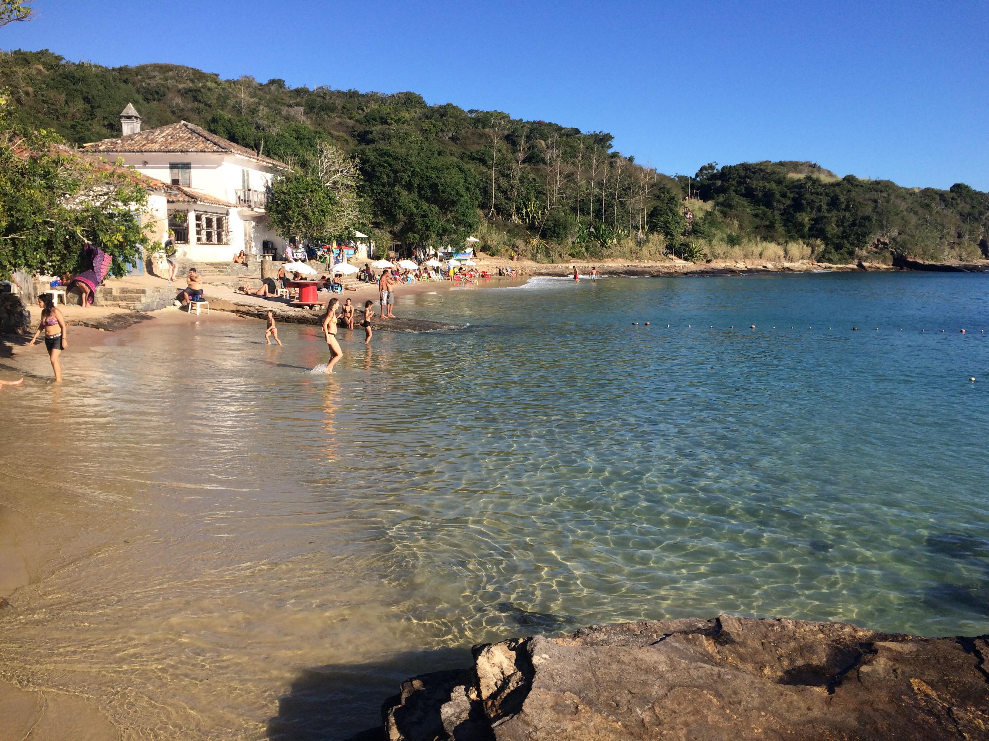 melhores praia de búzios praia azedinha
