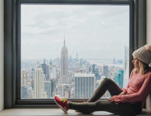 tirar fotos em nova york