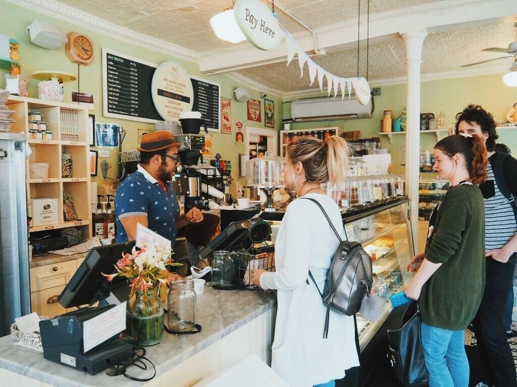 Magnolia Bakery nova york