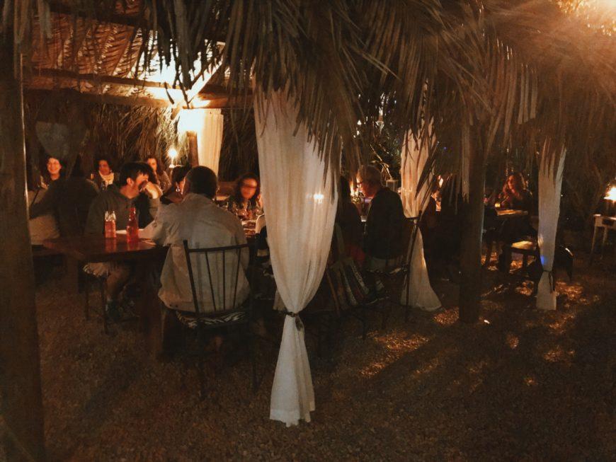 restaurantes chapada dos veadeiros