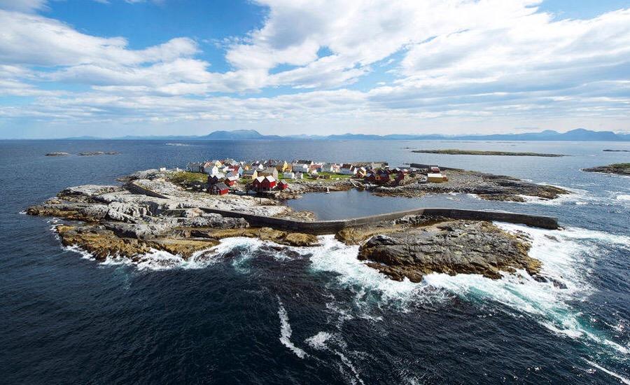 ilhas noruega