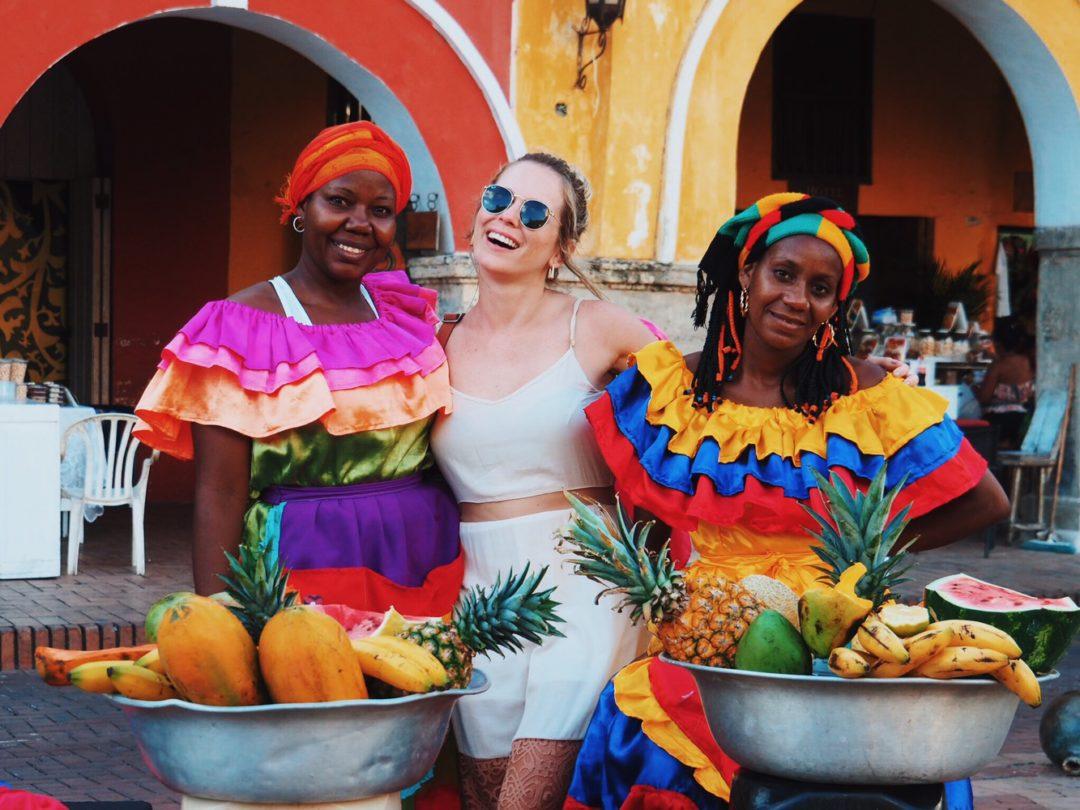 viagem para cartagena das índias colômbia