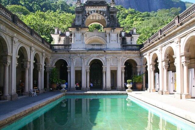 Pontos de interesse Rio de Janeiro Parque lage