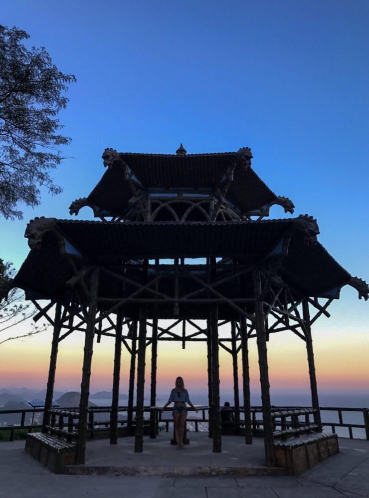 o que fazer no rio de janeiro vista chinesa