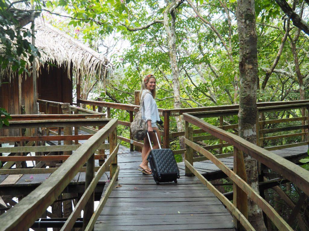 hotel de selva na amazonia
