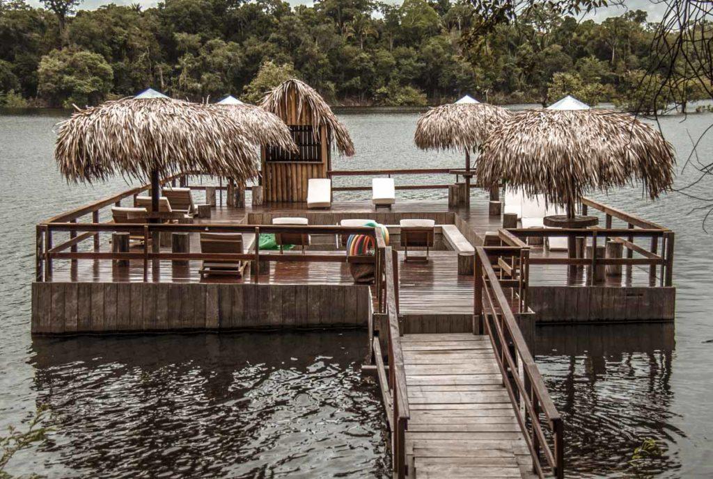 hotel de selva amazônia quanto custa