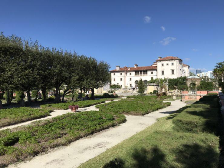vizcaya museum and gardens dicas