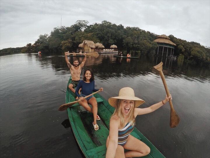 hotel de selva amazonia juma lodge