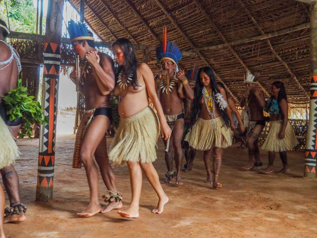 visita tribo indígena manaus
