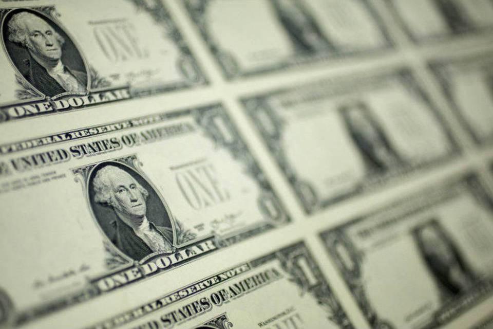 limite de dolar eua