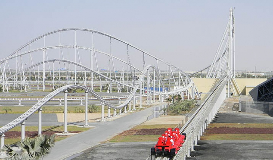 Ferrari World abu dabhi