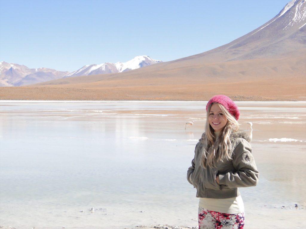 laguna blanca bolivia