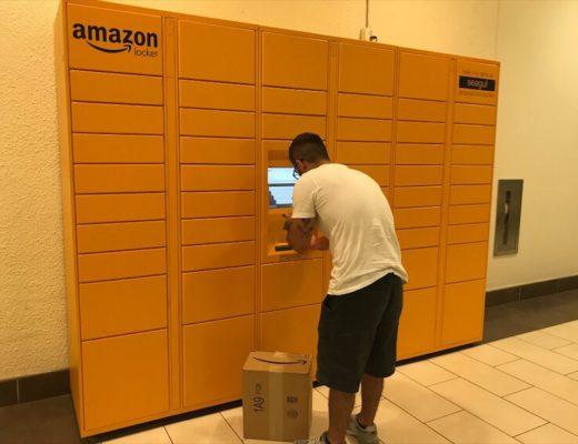 Amazon Locker Miami