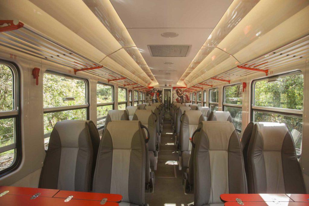 trem econômico Inra Rail
