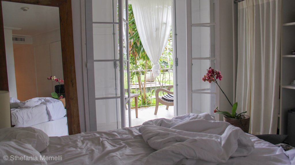 quarto hotel santa teresa
