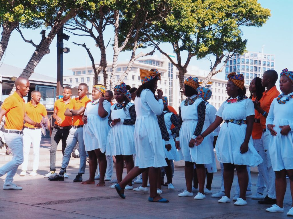 roteiro Cape Town
