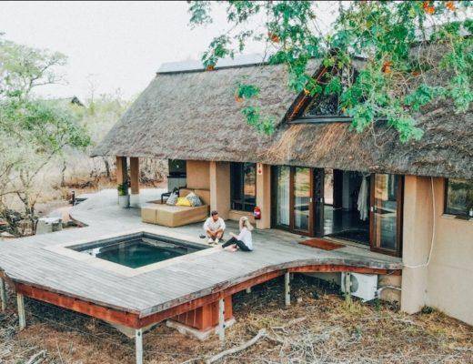 lodge safari áfrica do sul