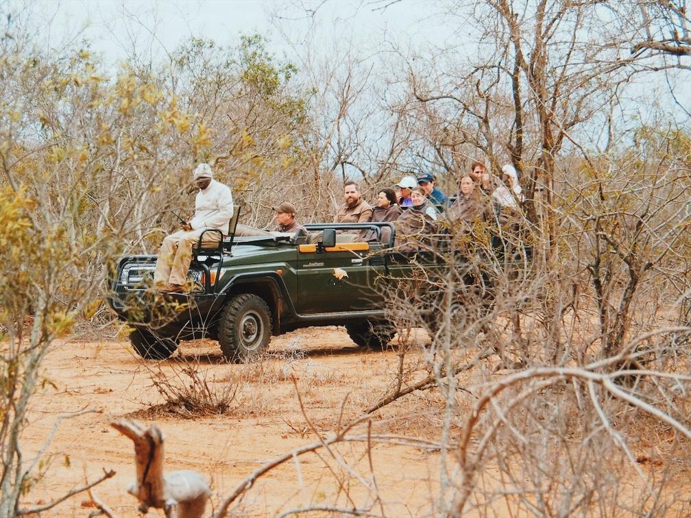 safari africa do sul hotel
