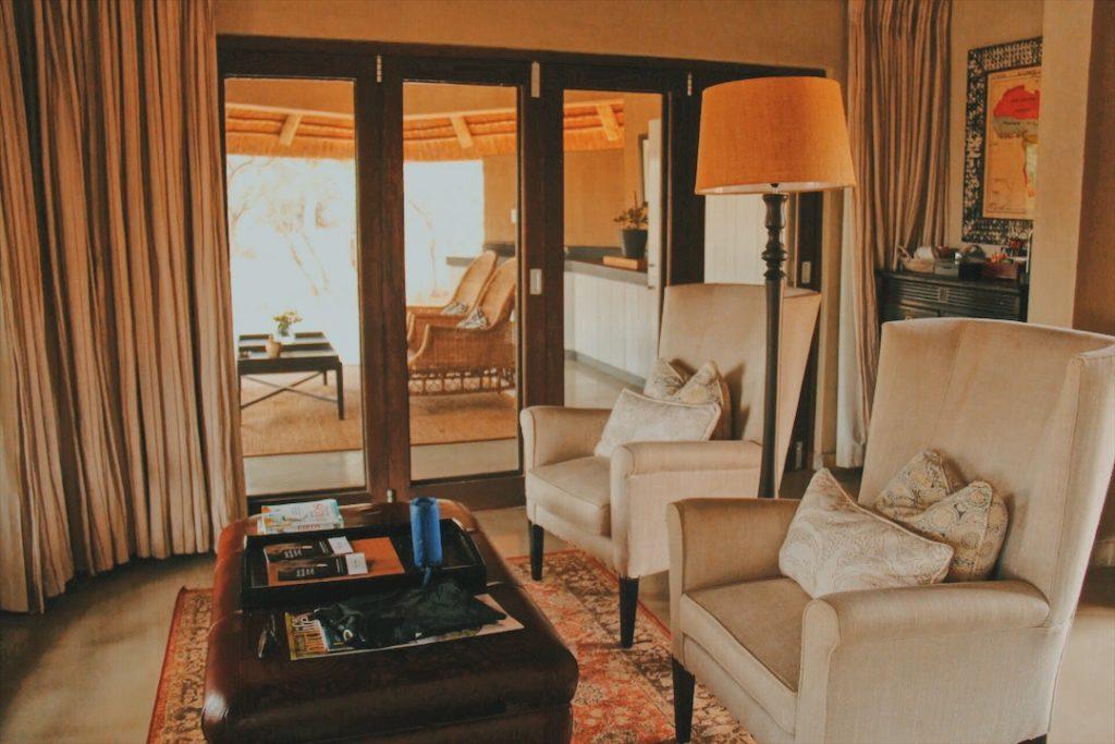 hotel safari kruger