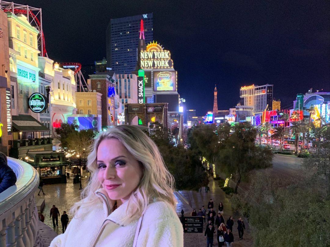 onde fica las Vegas