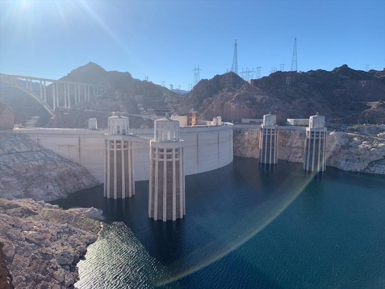hoover Dam Las Vegas Estados Unidos