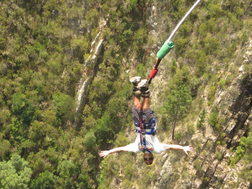 bungee jump africa do sul