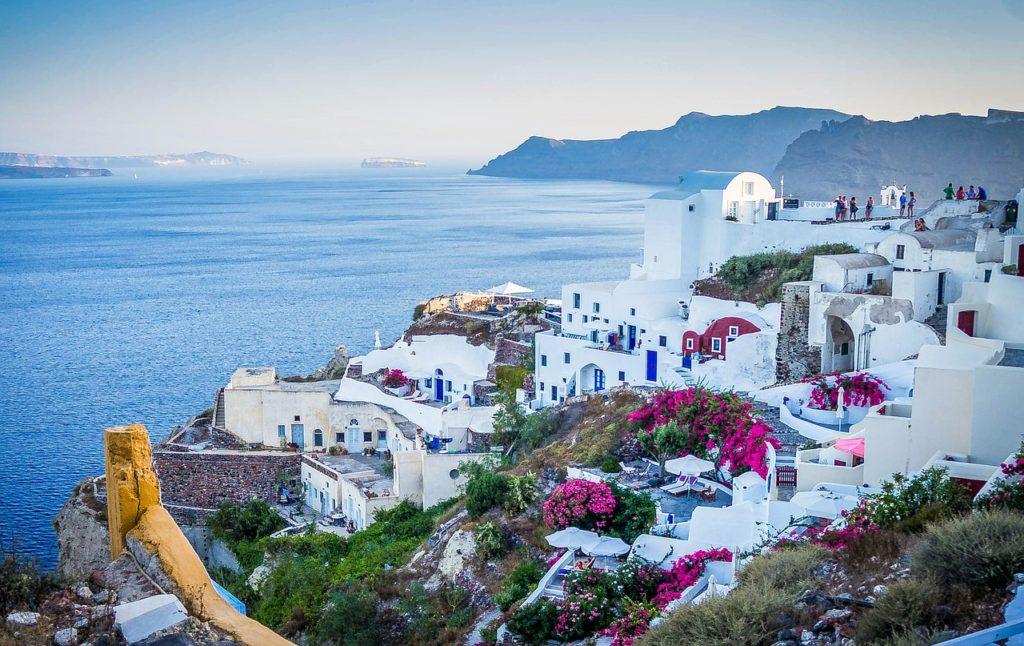 para onde viajar em junho grecia