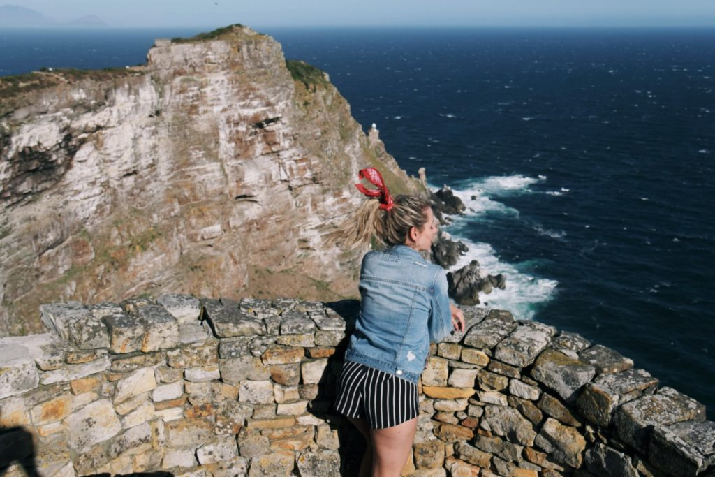 cape point africa do sul