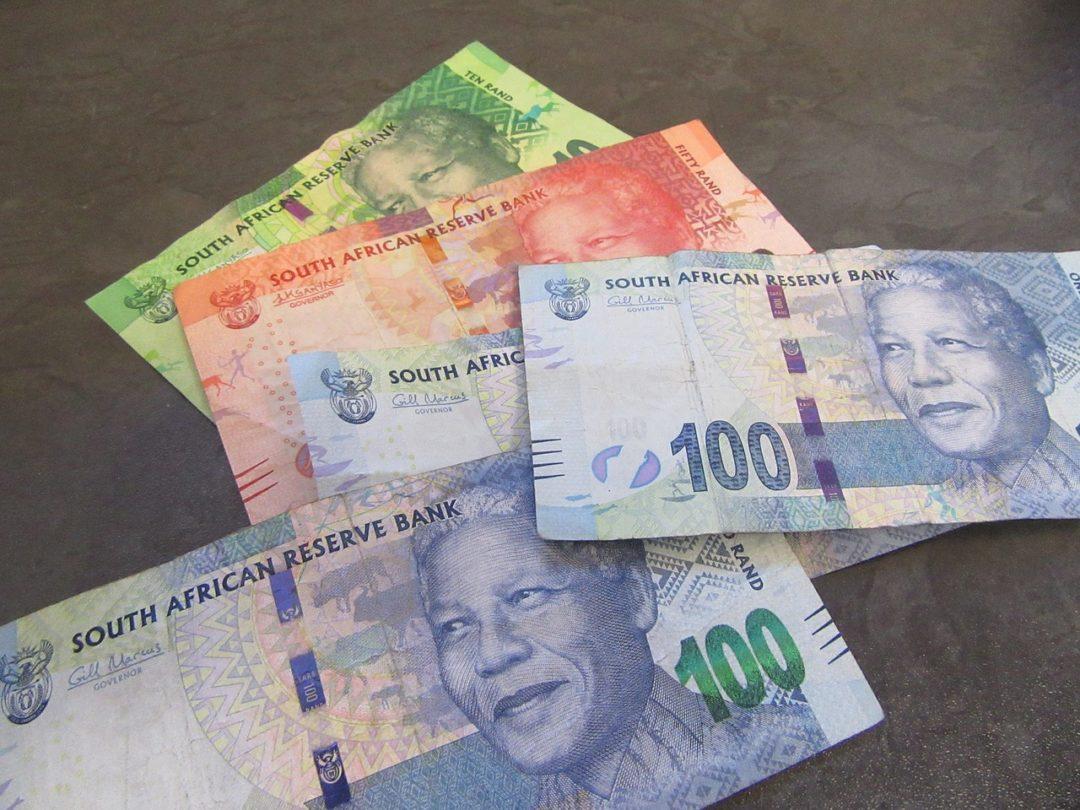 moeda africa do sul