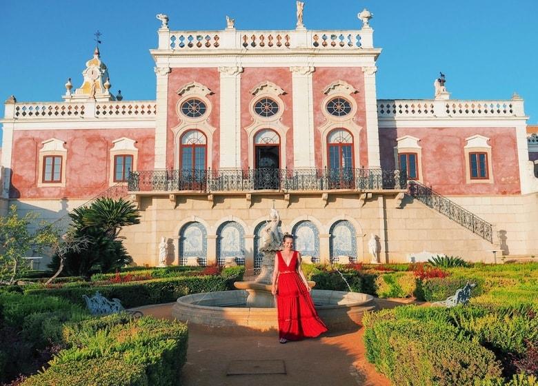algarve portugal palacio de estoi