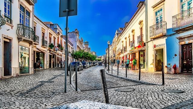 algarve portugal tavira