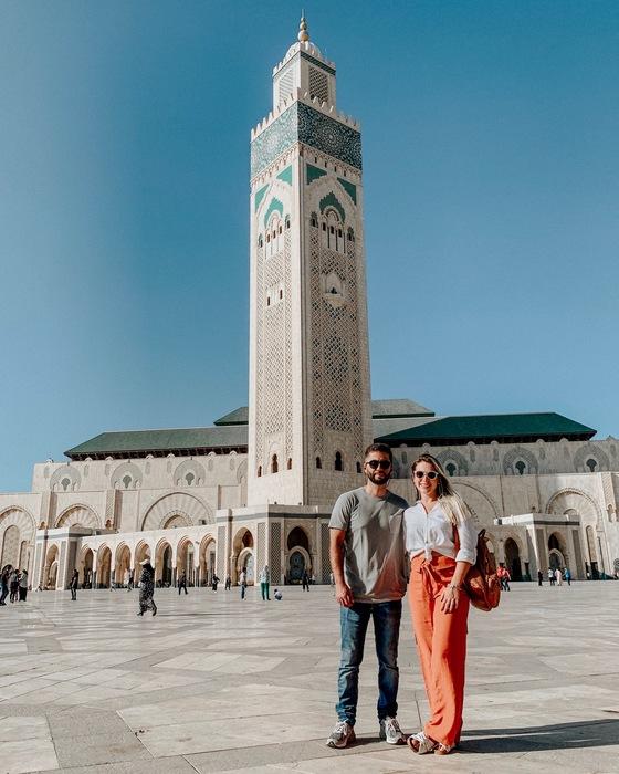 royal air maroc conexão casablanca