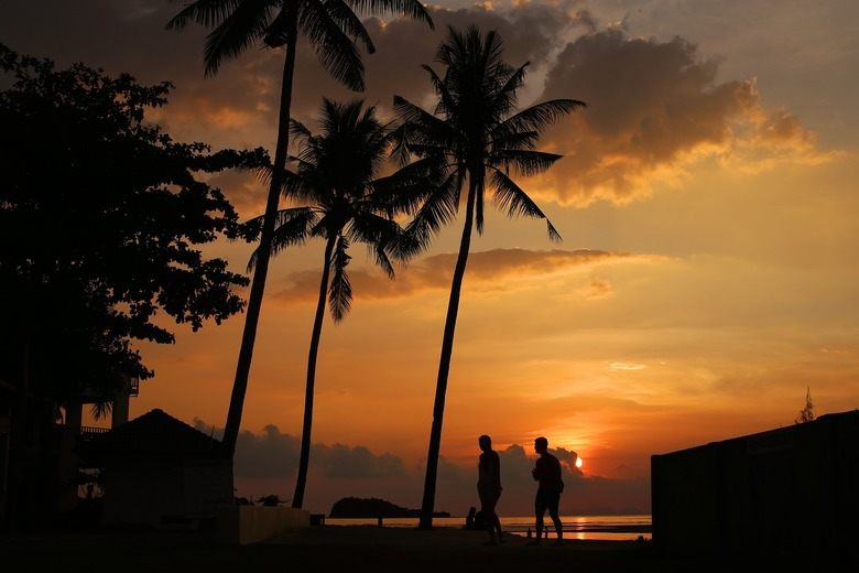 Para onde viajar em novembro tailandia