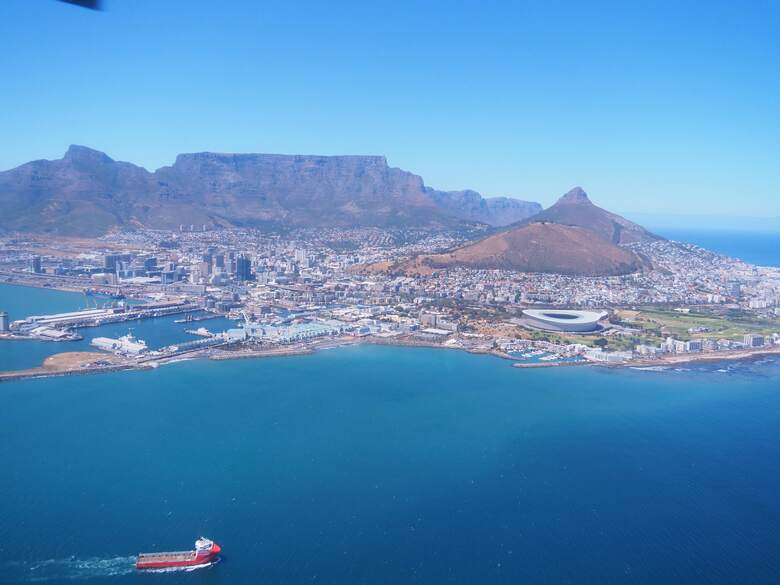 turismo na africa do sul cape town