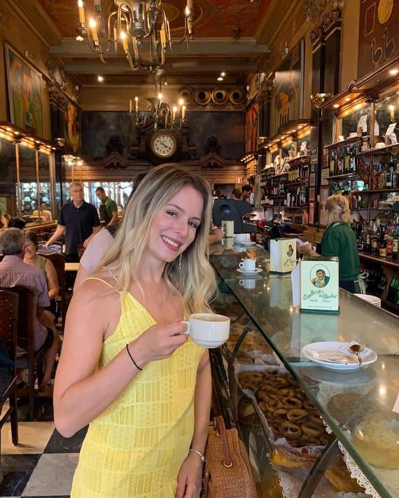 o que fazer em lisboa cafe à brasileira