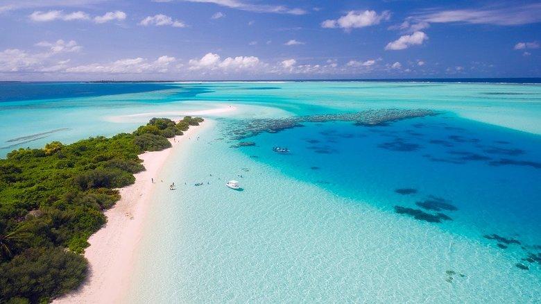 Para onde viajar em novembro maldivas