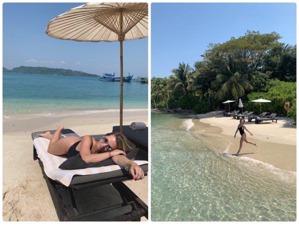 praia Camboja